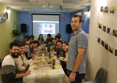יום הולדת 30 בג'וב היווני