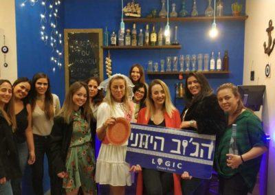 מסיבות רווקות בג'וב היווני בחיפה
