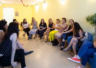 ערב נשות עסקים בחיפה