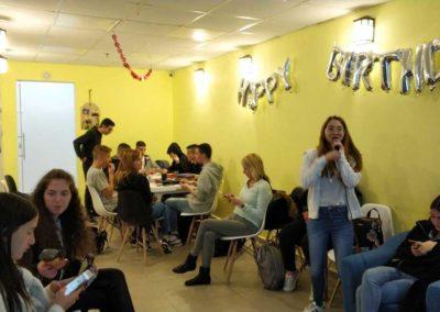 גיבוש בתי ספר בג'וב היווני